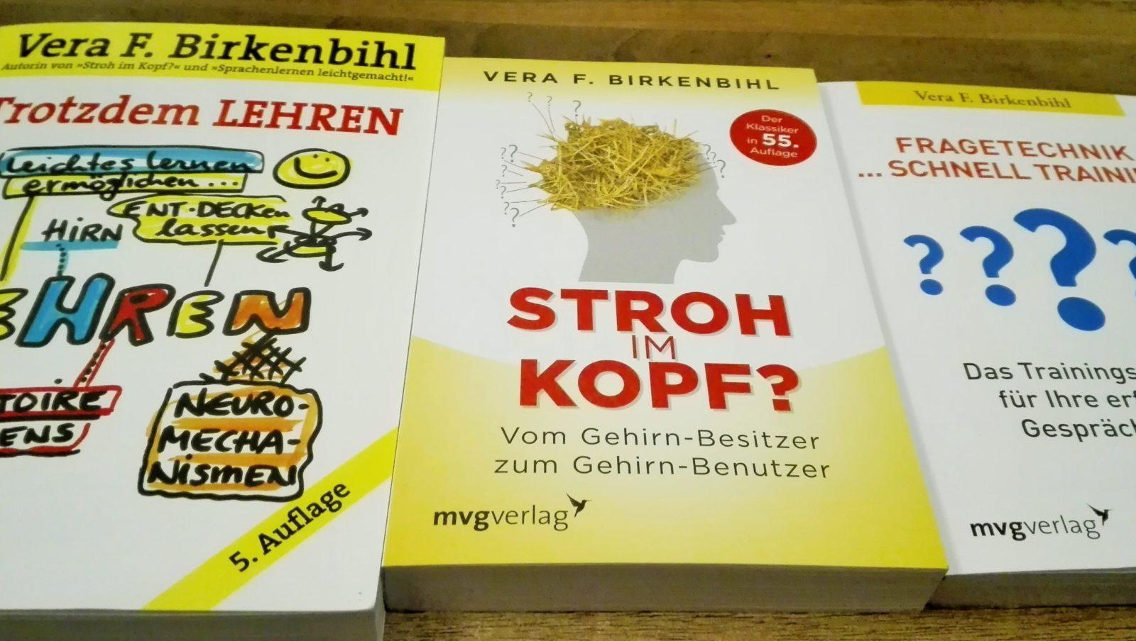 Birkenbihl - Bücher